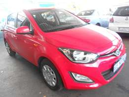 2013 Hyundai i20 1.2 Motion for R114000