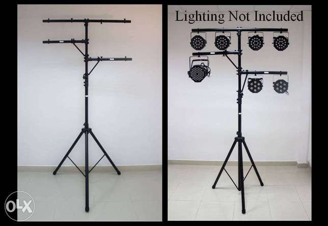 Lighting Stands (Large Set)