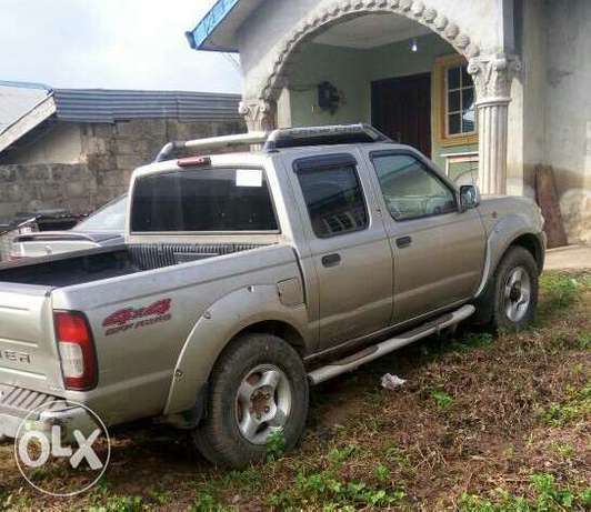 Well Maintained 2004 Nissan Frontier Double Cabin Oremeji/Agugu - image 3