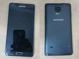 Samsung Galaxy_Note_4. UK Used. No Scratch