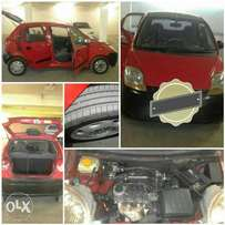 2007 Chevrolet Spark, fully running and clean.