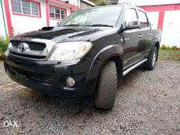Toyota Hilux 2010 KCN 3000CC Turbo Engine 4X4 invincible