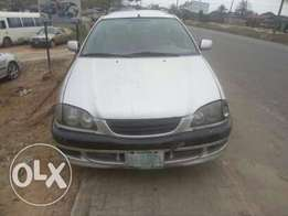 Clean Nigerian Used Toyota Avensis 2001 model for Sale