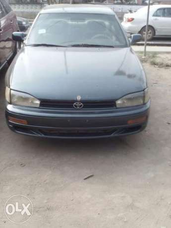 Toyota Camry Green 1996 model sound engine system in perfect condition Alimosho - image 8