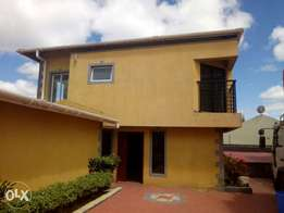 Master ensuite 4 bedeoom mansionette in kitengela