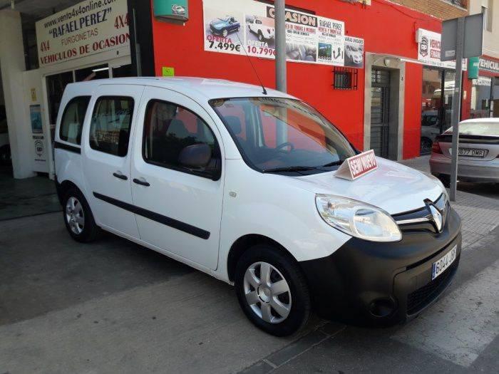 Renault Kangoo Combi 1.5dci Adventure 66kw - 2015