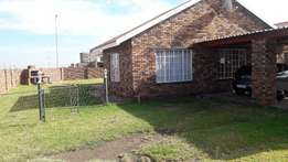 Nice three bedroom house to rent