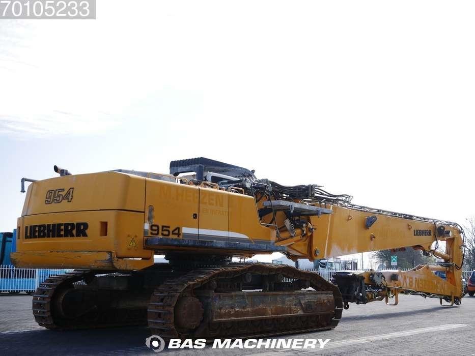 Liebherr R954C V-HDW UHD Demolition - 28 meter UHD - engine rebuil... - 2009 - image 2