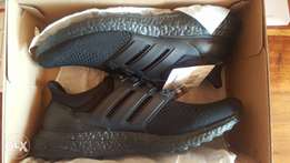 Limited Edition Triple Black Ultra boost.