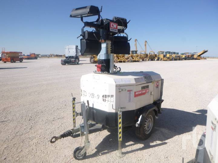 Towerlight VB9 Hydraulic - 2014