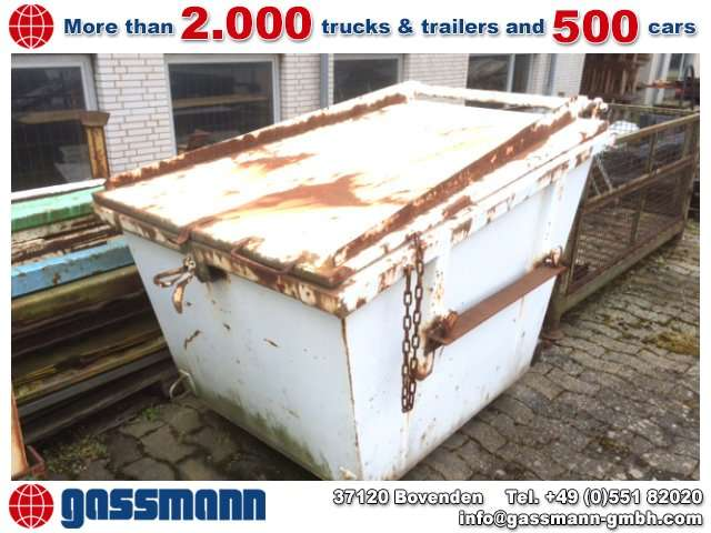 Absetzcontainer 7m³ - 2007