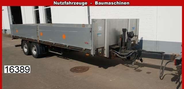 Obermaier Os2-l110l, Für Mitnahmestapler, Bpw-achsen - 2011