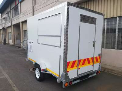 Mobile Kitchen For Sale Fully Fitted At R40 000