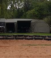 Tentco tent and extension
