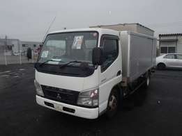 MITSUBISHI / Canter CHASSIS # FE74DV-567 year 2009