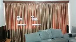 Suede Curtains
