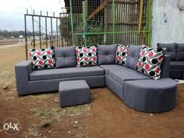 Discounted L sofas Offer!classy N ELEGANT*free delivery**