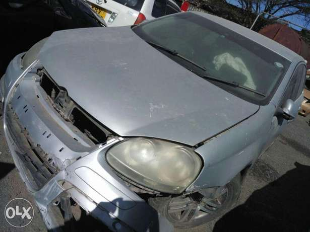 Jetta salvage for sale. Industrial Area - image 2