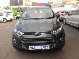 Pre owned 2016 Ford Ecosport 1.0 Titanium turbo charge