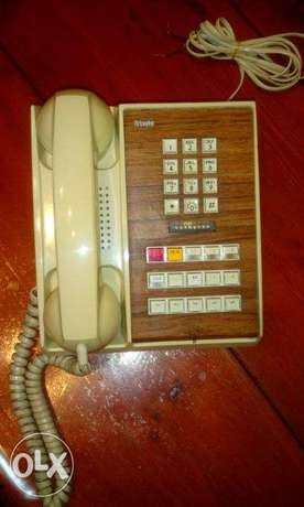 vintage phone working made in japan