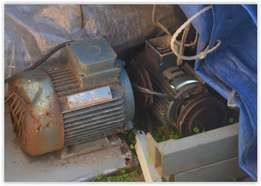 WANTED: Scrap fridge and electrical motors