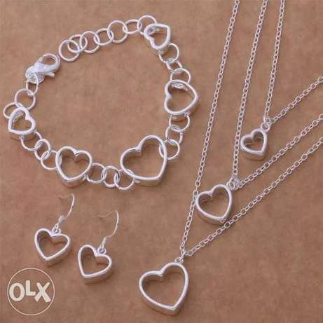 Silver plated 925
