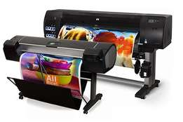 New Plotter Large Format Printer for vector graphics