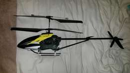 Titan (large) Rc helicopter.