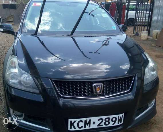 Quick sale! Toyota Blade KCM available at 1.15m asking price! Thika - image 1
