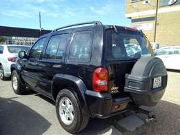 Jeep 2.8 Diesel Auto 4x4 limited