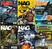 Over 150 New Age Gaming Magazines