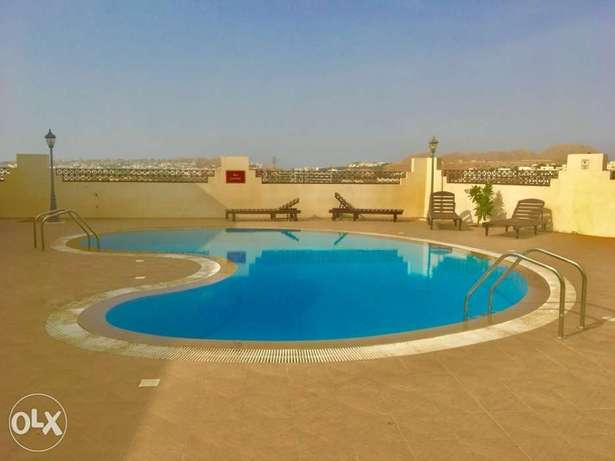 4 room town house in Qurum madinat allam compound izz for 850 omr