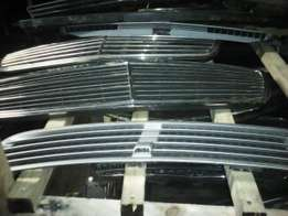 SECONDHAND mercedes benz grilles for sale