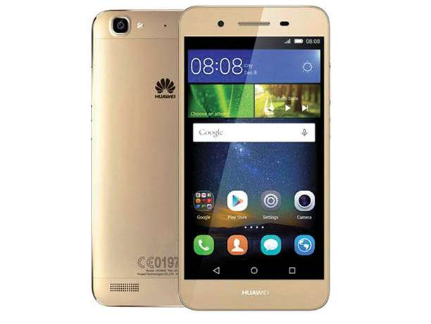 "Huawei GR3: 5.0"", 13 MP main Camera, 2 MP RAM, 16 GB, 4G,Free Delivery Nairobi CBD - image 2"