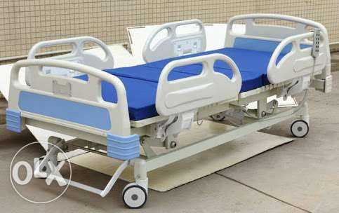 ELECTRIC 5 Function ICU hospital bed Malindi - image 1