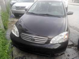 Cool Toyota Corolla 4 sale in lekki for 2.2m