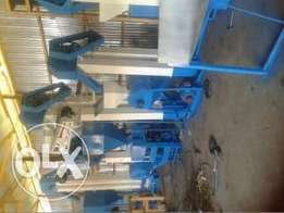 Altomatic maize milling machine .(factory business)
