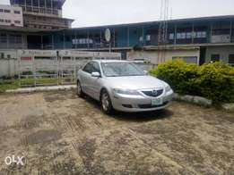 Superb Mazda 6 (Lagos Cleared)