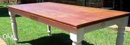 Custom Made Tables - Hand crafted
