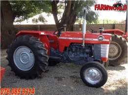 S2262 Red Massey Ferguson (MF) 165 43kW 2x4 Pre-Owned Tractor