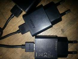 Sony fast charger