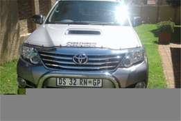 2015 Toyota Fortuner 3.0 d4d auto for sale