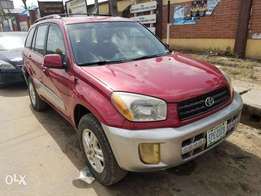 Sharo Toyota Rav4 (Buy and Drive)