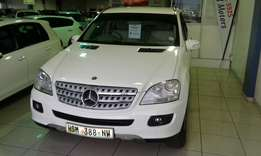 Merc ML 350 V6 4Matic