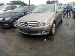 A Neat 2010 Mercedes Benz C300, Direct Foreign Use, CLEARED!!