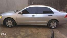 Lagos cleared Honda accord 2007 DC tokunbo