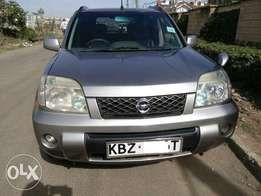 Nissan X-Trail, Year 2007, KBZ, Optional 4WD, Very Clean