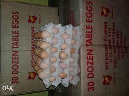Selling eggs in learge quantity.