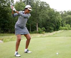 Golf instruction for Ladies, learn to play the best game in the worl