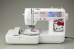 Embroidery, Sewing, Craft Machines
